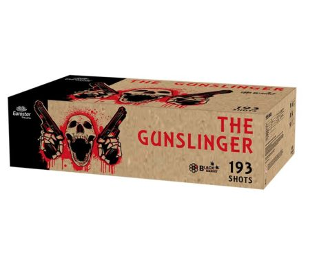 The_Gunslinger-flinkvuurwerk
