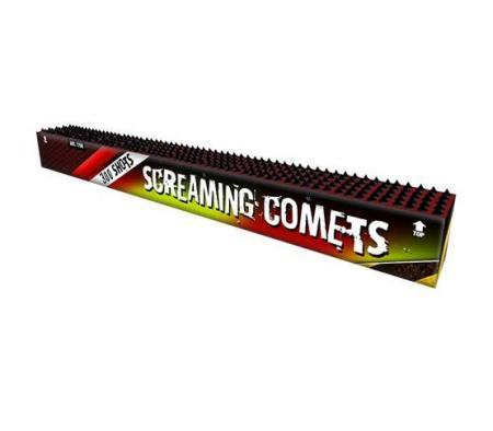 021 Screaming Comets